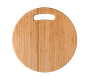 Chopping board isolated on a white background Stock Images