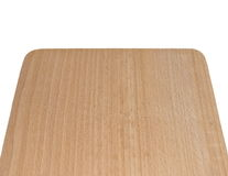Chopping board, isolated on white backgrounds Stock Photo