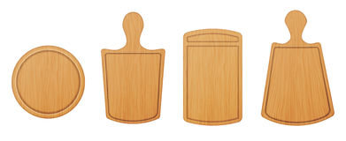 Chopping boards Royalty Free Stock Photo