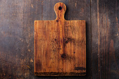Chopping cutting board Royalty Free Stock Images