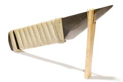 Chopping-knife Stock Photography