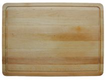 Choppingboard of wood Royalty Free Stock Image