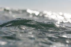 Choppy morza Zdjęcia Stock