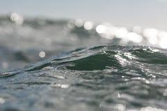 Choppy morza Fotografia Royalty Free
