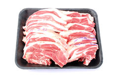 chops lamb стоковая фотография