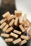 Chopstick do macarronete imagens de stock
