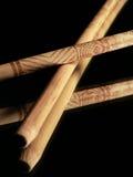 chopsticks Ασιάτης Στοκ φωτογραφία με δικαίωμα ελεύθερης χρήσης