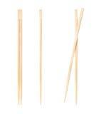 Chopsticks ασιατικά τρόφιμα Στοκ Εικόνες
