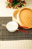 chopsticks κύπελλων Στοκ εικόνες με δικαίωμα ελεύθερης χρήσης