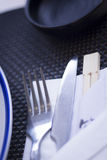 Chopsticks στο ιαπωνικό εστιατόριο Στοκ Εικόνες