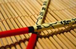 Chopsticks Fotografia de Stock