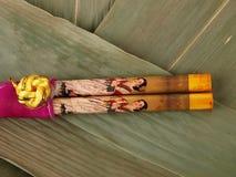 Chopsticks Imagens de Stock