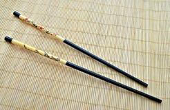 chopsticks Στοκ εικόνες με δικαίωμα ελεύθερης χρήσης
