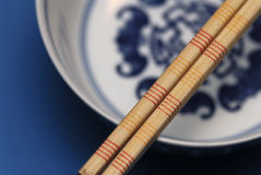 Chopsticks Stock Photography
