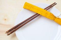 Chopsticks Στοκ Φωτογραφίες