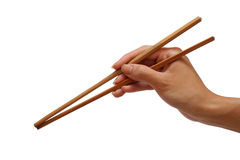 Chopsticks Fotos de Stock