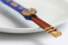 Chopsticks Royalty Free Stock Photo