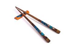Chopsticks chineses Foto de Stock Royalty Free