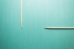 Chopsticks chineses Fotos de Stock