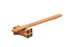 Chopsticks de madeira Fotos de Stock