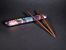 Chopsticks Royalty Free Stock Images