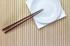 Free Chopsticks In Asian Set Table Royalty Free Stock Image - 29553446