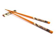 Chopsticks isolados Imagens de Stock Royalty Free