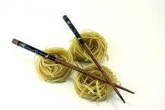 chopsticks kluski Obrazy Stock