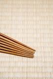 chopsticks kopii przestrzeń Obrazy Royalty Free