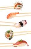 chopsticks suszi Obrazy Stock