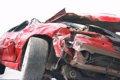 Choque de carro 2 Imagens de Stock