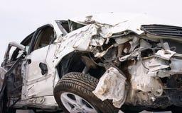 Choque de coche Fotos de archivo
