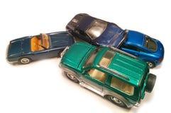 Choque de coche grande Fotografía de archivo libre de regalías