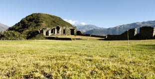 Choquequirao Photographie stock