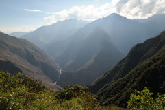 Choquequirao Royalty Free Stock Photos