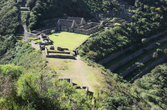 Choquequirao Royalty Free Stock Images