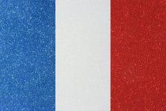 Chorąży France Zdjęcie Stock