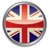 chorągwiana British ikona ilustracji