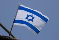 chorągwiany Israel Zdjęcie Royalty Free