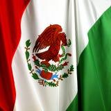 chorągwiany meksykanin Obrazy Royalty Free