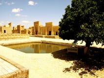 Chor-Bakrfriedhof Stockfotografie