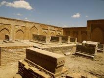 Chor-Bakrfriedhof Lizenzfreie Stockbilder
