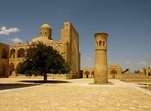 Chor-Bakrfriedhof Stockfoto