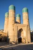 Chor-geringes Madrasah, Bukhara lizenzfreies stockfoto