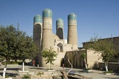 Chor geringes madrasah in Bukhara Lizenzfreie Stockfotografie