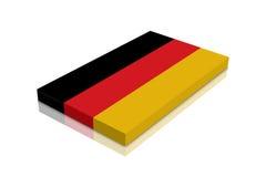 chorągwiana niemiec Obraz Stock