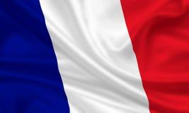 chorągwiany France Zdjęcia Royalty Free