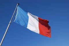 chorągwiany France obraz royalty free