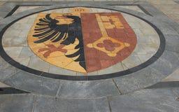 chorągwiany Geneva Zdjęcie Royalty Free