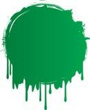 chorągwiany grunge Libya Obraz Royalty Free
